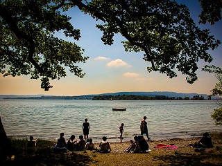 Radiocamp am Bodensee